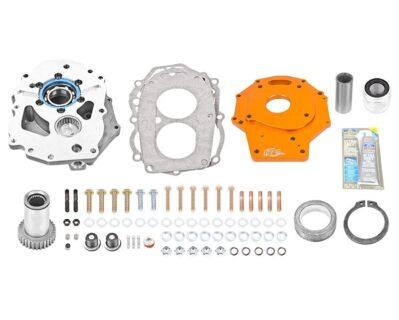 Tacoma Dual Case Adapter Kit 2.7L Auto/3.4L Manual And Auto For 95-04 Tacoma Trail Gear