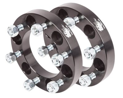 Wheel Spacer Kit 6X5.5 For 79-95 Pickup 85-95 4Runner Trail Gear