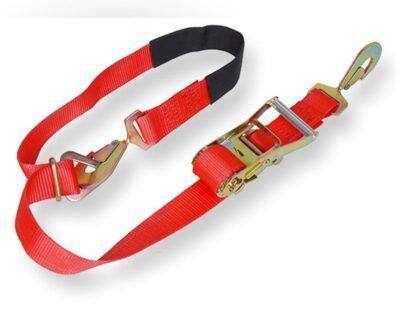 Ratchet Strap Axle Tie Down Trail Gear