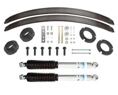 Complete Front And Rear Lift With Shocks 95-04 Tacoma For 95-04 Tacoma Trail Gear