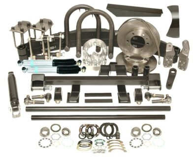 Toyota IFS Eliminator Kit Springs Left Hand Drive 6-Stud Arms For 79-85 Pickup and 4Runner Trail Gear