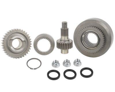 Suzuki Jimny Transfer Case Gear Set Chain Drive Manual Full Gear Set For 98-05 Suzuki Jimny Trail Gear
