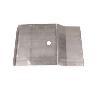 95-04 Toyota Tacoma Steel IFS Skid Plate Black Powdercoat All Pro Off Road