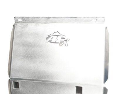 05-Present Toyota Tacoma Steel IFS Skid Plate Black Powdercoat All Pro Off Road