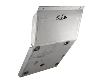 05-Present Toyota Tacoma Steel IFS Skid Plate Bare All Pro Off Road