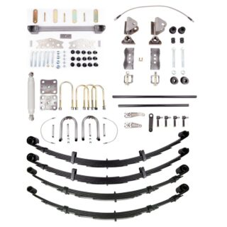 79-85 Toyota Pickup and 1985 4Runner Extreme Lift 4.0 Inch Front and 6.0 Inch Rear Springs All Pro Off Road