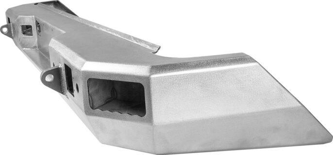 Tundra Rear Bumper 3rd Gen For 14-20 Tundra Steel APEX Bumper Bare All Pro Off Road