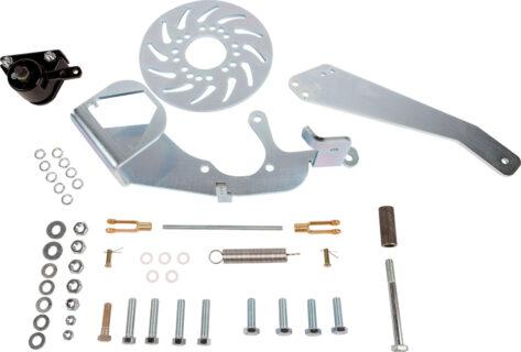 Transfer Case Mounted Disc Parking Brake Kit 79-95 Toyota Pickup, 85-95 Toyota 4Runner All Pro Off Road