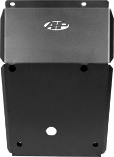 5th Gen 4Runner IFS Skid Plate Black Powder Coat Aluminum 10+ 4Runner All Pro Off Road