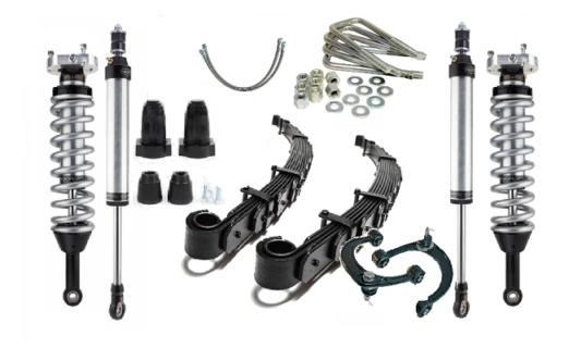 Radflo 2.0 Series Lift Kit-05+ Tacoma