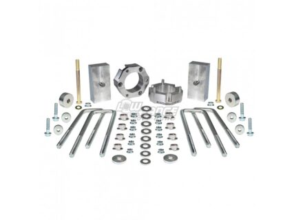 2005-2015 Toyota Hilux (Non U.S.) 3-Inch Front and 1-Inch Rear Level Lift Kit Low Range Off Road
