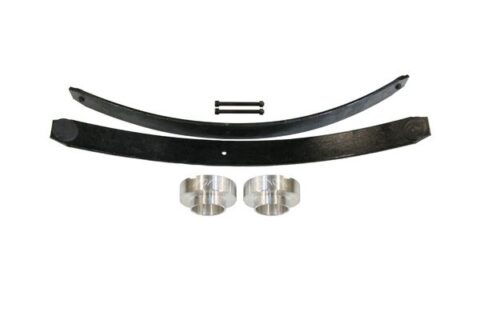 2.5″ Spacer Lift With Add-a-Leaf(05-15 Tacoma)
