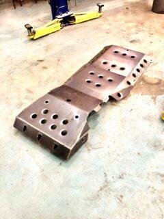 96-02 4Runner Skid Plate Set