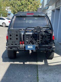 96-02 4Runner Rear Plate Bumper