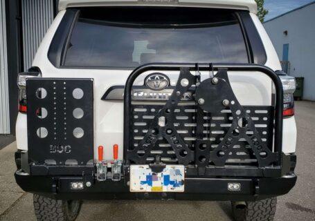 14-19+ 4Runner Rear Plate Bumper