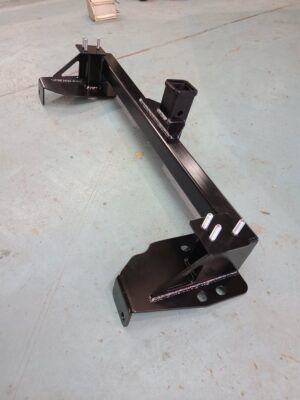 05-15 Tacoma Hidden Hitch Winch Mount- Front